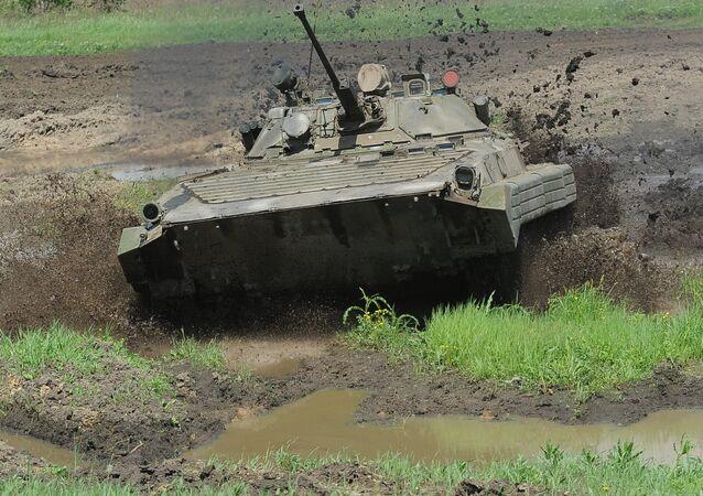 Vehículo BMP-2
