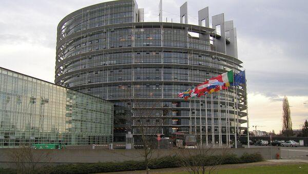 Parlamento Europeo, Bruselas, Bélgica - Sputnik Mundo
