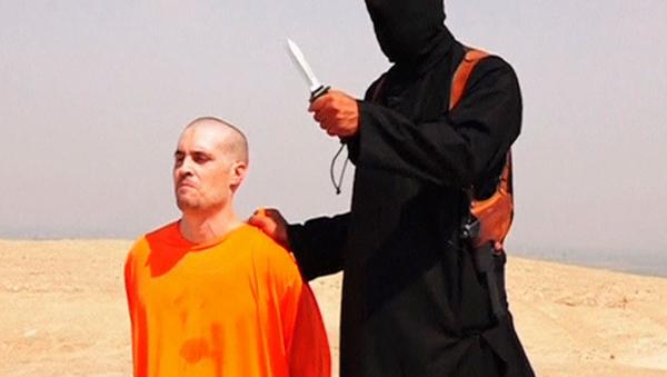 James Foley, uno de los estadounidenses ejecutados por el EI - Sputnik Mundo