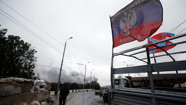 Reunión cuatripartita sobre Donbás pide respetar todos los puntos de Minsk - Sputnik Mundo