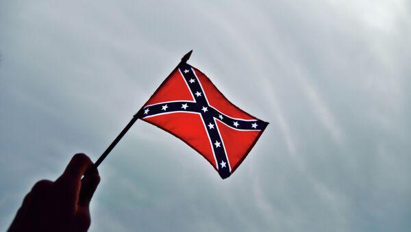 Bandera confederada - Sputnik Mundo