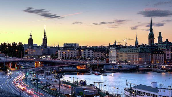 Estocolmo, la capital de Suecia - Sputnik Mundo
