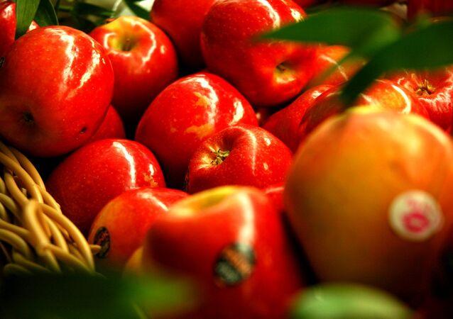 Manzanas (imagen referencial)