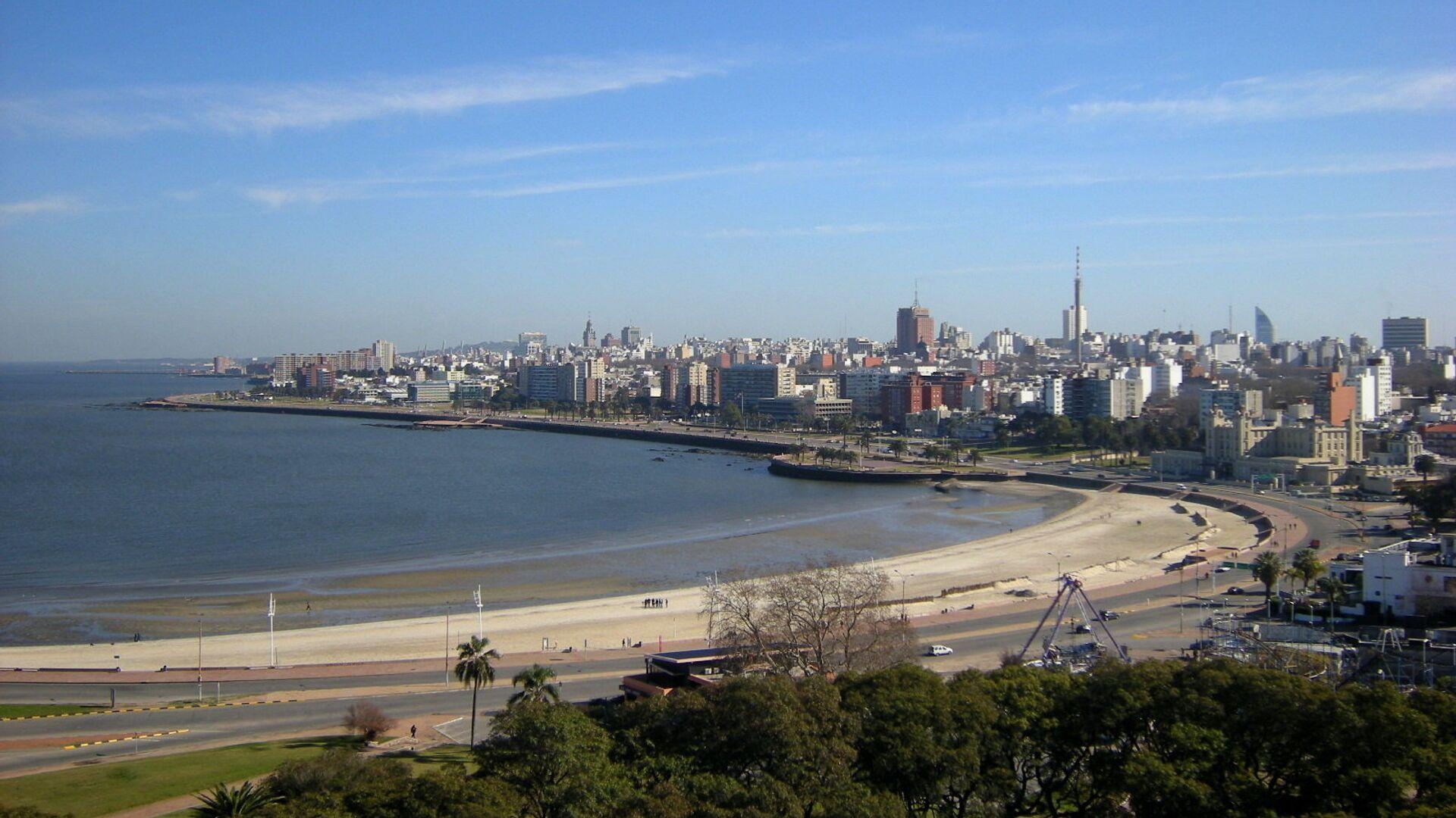 Montevideo, la capital de Uruguay - Sputnik Mundo, 1920, 18.05.2021