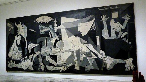 Guernica, cuadro de Pablo Picasso - Sputnik Mundo