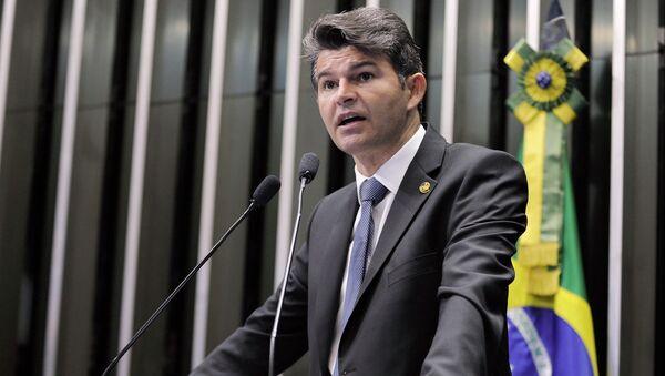 José Antonio Medeiros, senador del Partido Popular Socialista - Sputnik Mundo