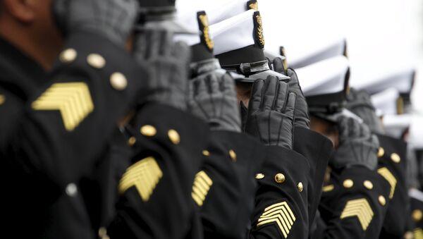 Militares colombianos - Sputnik Mundo