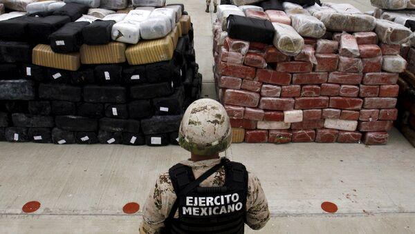 Soldados mexicanos - Sputnik Mundo