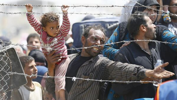 Brasil ya acoge a 8.400 refugiados, el doble que hace cuatro años - Sputnik Mundo