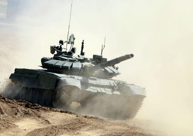 Carro de combate T-72B3
