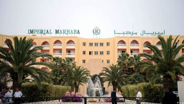 Hotel Imperial Marhaba en Túnez (Archivo) - Sputnik Mundo
