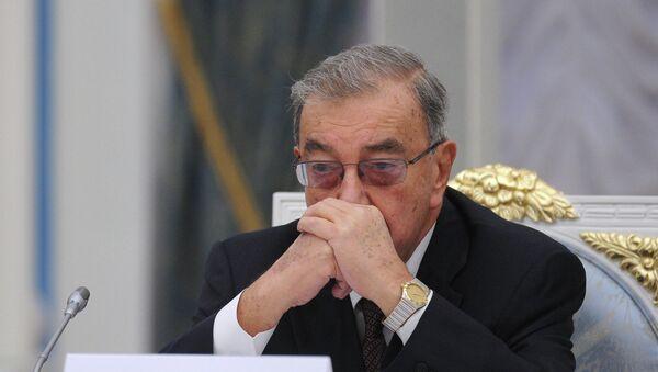 Evgueni Primakov - Sputnik Mundo