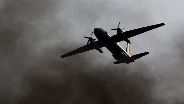 Avión An-26 ruso (archivo) - Sputnik Mundo