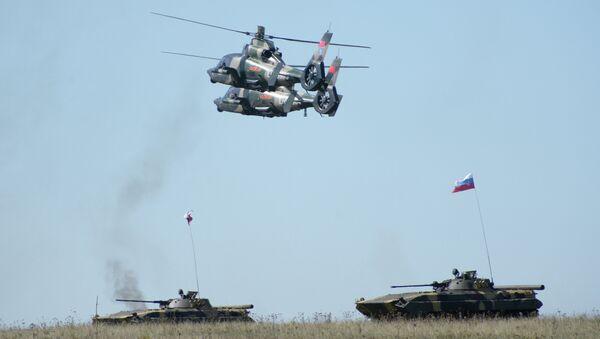 Maniobras ruso-chinas (archivo) - Sputnik Mundo