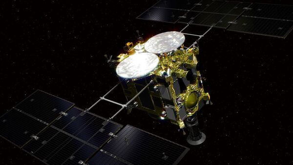 Sonda Hayabusa 3 - Sputnik Mundo