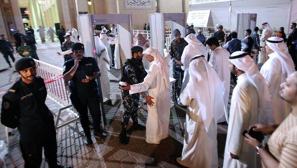 Policía kuwaití - Sputnik Mundo