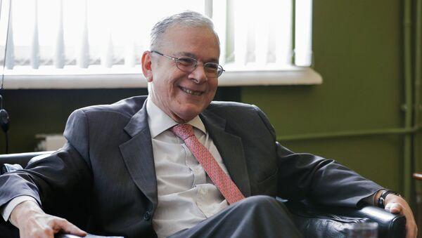 Antonio José Vallim Guerreiro, embajador de Brasil en Rusia - Sputnik Mundo
