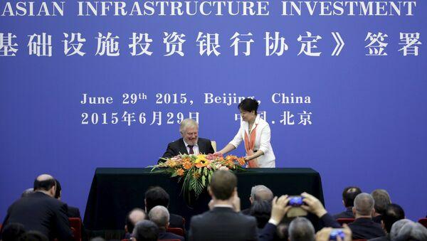 Rusia es el tercer mayor accionista del banco asiático que apadrina China - Sputnik Mundo