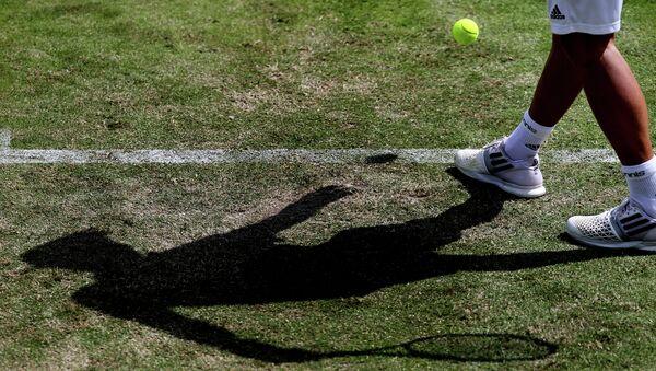 Un juego de tenis (archivo) - Sputnik Mundo