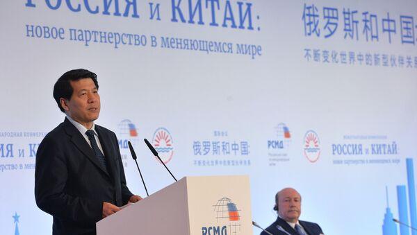 Li Hui, embajador de China en Moscú - Sputnik Mundo