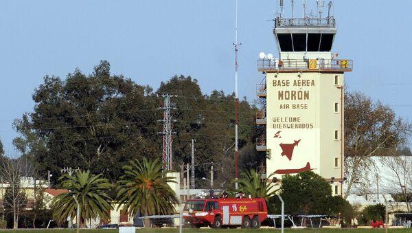 Base militar de Morón de la Frontera, España - Sputnik Mundo