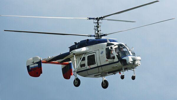 Helicóptero Ka-226 - Sputnik Mundo