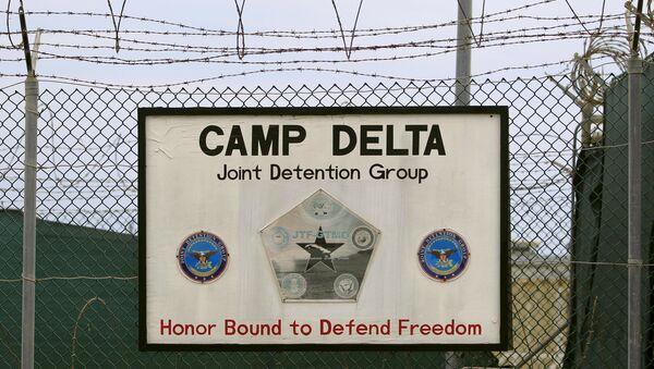 Campo Delta de la Base naval de Guantánamo - Sputnik Mundo