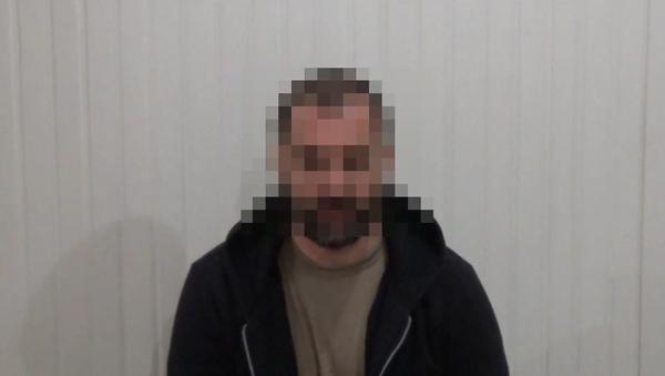 Un supuesto agente de los servicios secretos rusos detenido en Ucrania - Sputnik Mundo