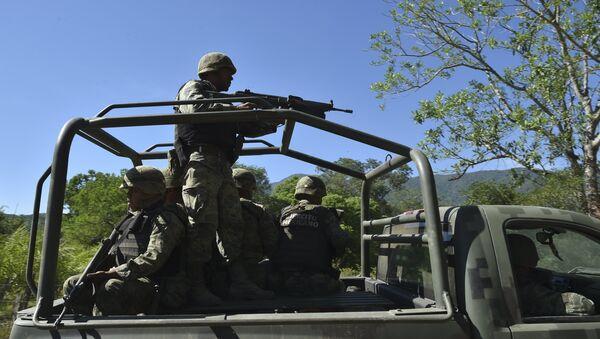 Muchas muertes civiles en lucha antinarco en México son ejecuciones, dice experta - Sputnik Mundo