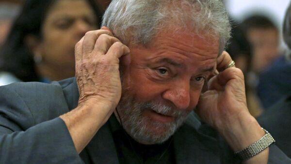 Lula da Silva - Sputnik Mundo