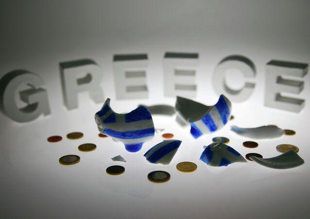 Crisis económica en Grecia