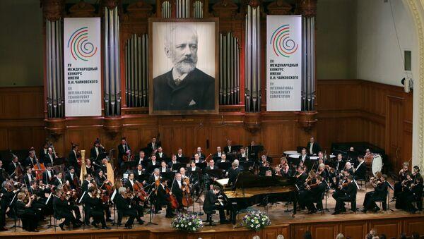 Putin asistirá a la gala del Concurso Internacional Chaikovski en Moscú - Sputnik Mundo