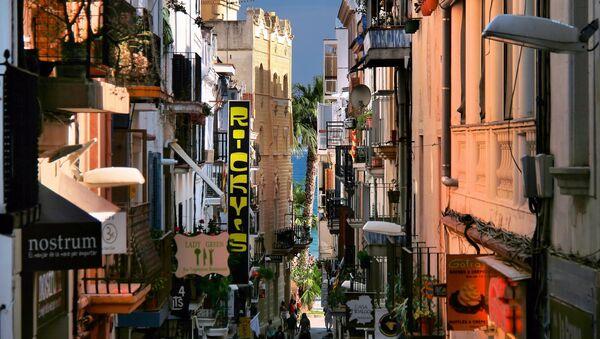 Sitges, Barcelona, España - Sputnik Mundo