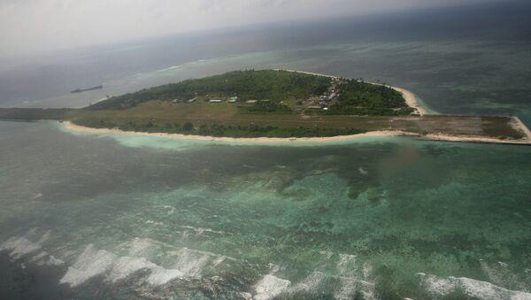 Thitu, isla de archipiélago Spartly - Sputnik Mundo