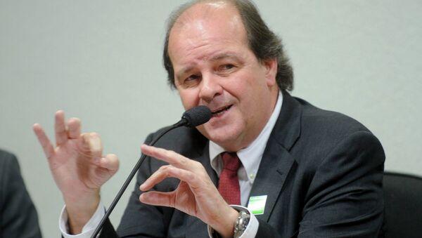 Jorge Zelada, exdirector de la petrolera Petrobras - Sputnik Mundo
