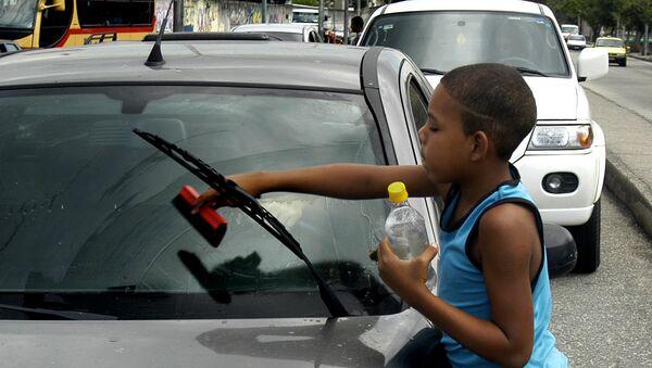 Trabajo infantil - Sputnik Mundo