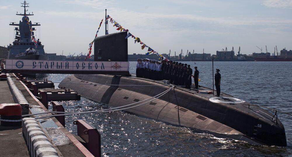 Submarino Stari Oskol