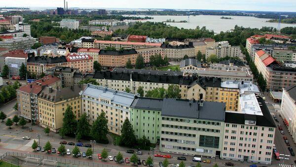 Helsinki, la capital de Finlandia - Sputnik Mundo
