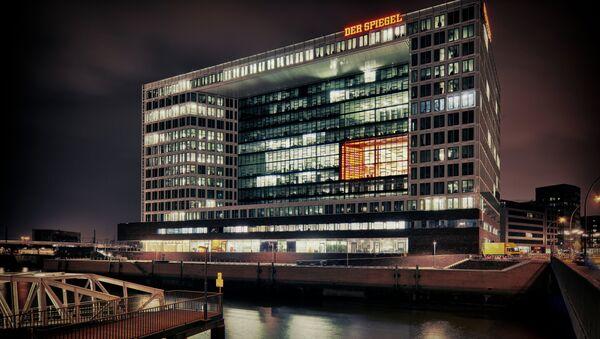 El semanario Spiegel acusa a  EEUU de espiarlo - Sputnik Mundo