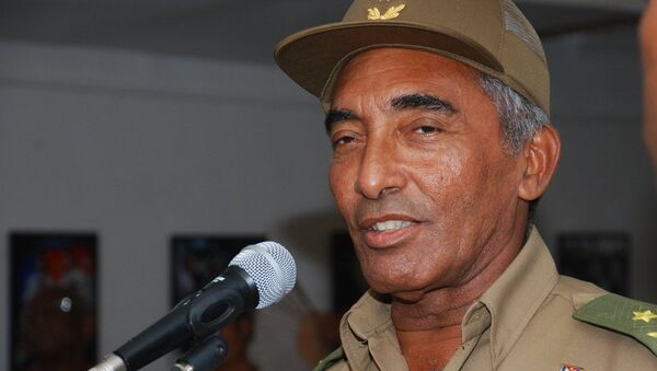 General Arnaldo Tamayo Méndez, héroe de Cuba y primer cosmonauta de América Latina - Sputnik Mundo