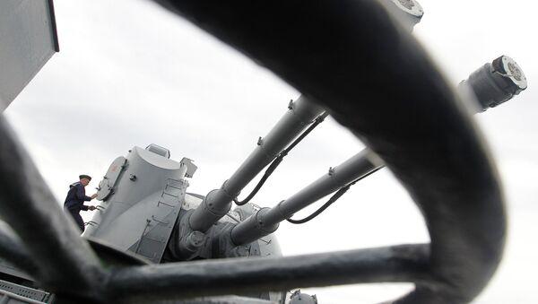 Rusia desarrolla proyectil capaz de hundir un buque de un solo disparo - Sputnik Mundo