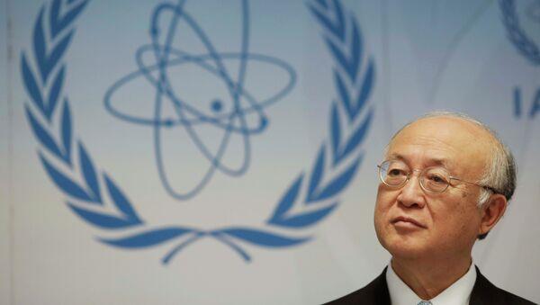 International Atomic Energy Agency (IAEA) Director General Yukiya Amano - Sputnik Mundo