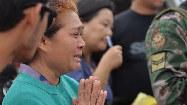 Accidente de un ferry en Filipinas - Sputnik Mundo