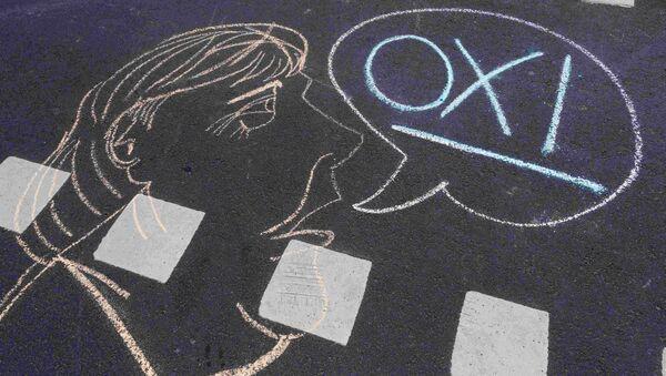 Berlín no ve condiciones para nuevo plan de ayuda a Grecia - Sputnik Mundo