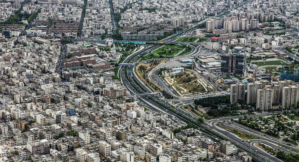 Teherán, la capital de Irán