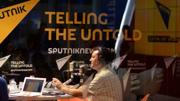 La agencia de noticias Sputnik - Sputnik Mundo
