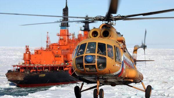 Mi-8MTV - Sputnik Mundo