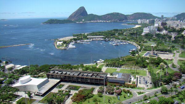 Puerto náutico de Gloria en Río de Janeiro (archivo) - Sputnik Mundo