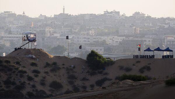 Gaza (Archivo) - Sputnik Mundo