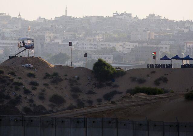 Situación en Gaza